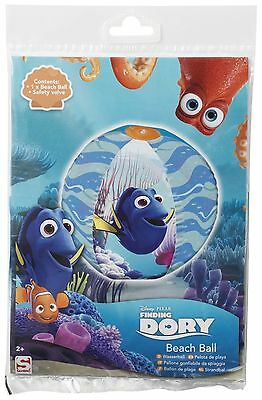Disney Pixar Finding Dory Inflatable Beach Ball Pool Approx 40cm Nemo Hank