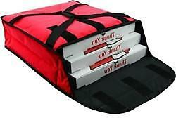 """Pizza Delivery Bags (Holds up to Three 12"""" or Three 14"""" Pizzas) Green"""