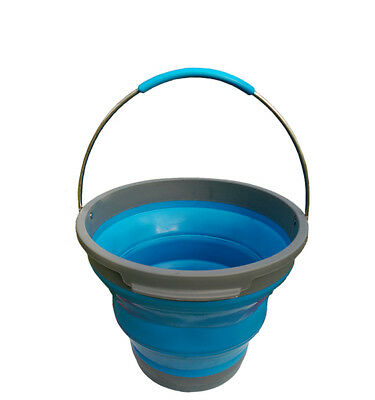 Collapsible Bucket 7L Collapsible Silicone Bucket