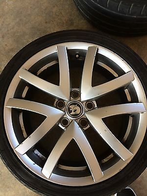 Hsv Ve R8 Clubsport Wheels And Tyres. Ve Vx Vy Vz Commodore Calais