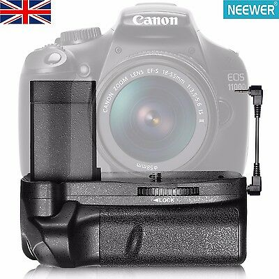 Pro Battery Grip Holder for Canon Rebel T3 /T5/T6 EOS 1100D 1200D 1300D Camera