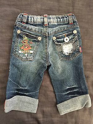 Rock Your Baby Denim Jeans Size 0
