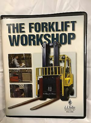 427-DVD DVD Training, The Forklift Workshop