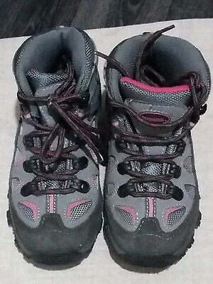 Girls Hiking Boots Size 12