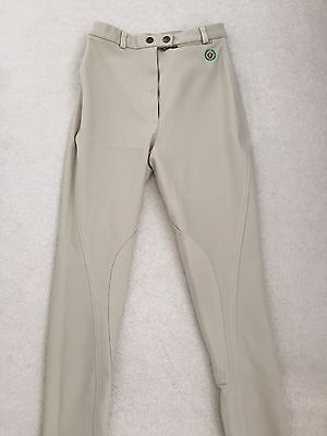 Ladies Jodhpurs, Beige. Size 10. Excellent Condition