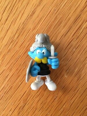 Miniature Smurfs 'Knight' Collectable Figure