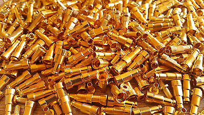 1 Lb goldpins are heavy gold plated inside and outside for gold recovery