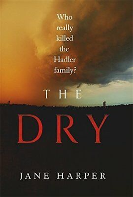 BOOK : The Dry by Jane Harper Hardback New