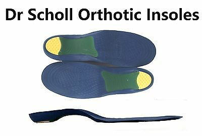 Dr. Scholl Men's Orthotic Insoles Inner Soles Arch Support
