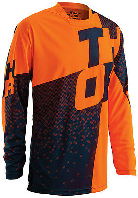 Thor PRIME S6 Jersey Tach Downhill MX Motocross