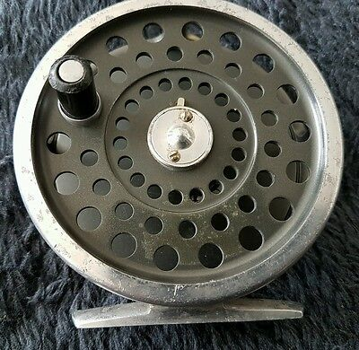 VINTAGE HARDY MARQUIS No7 TROUT FLY REEL