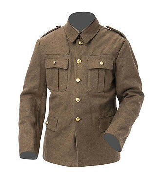 WW1 British army tunic for pattern 02 uniform 40 chest size Small