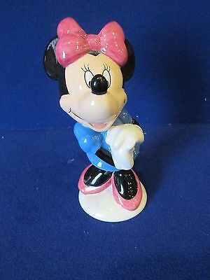 ROYAL DOULTON MINNIE MOUSE MM2 FROM MICKEY MOUSE COLLECTION 70 years made in uk