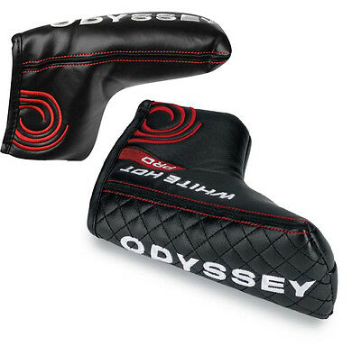 Odyssey White Hot Pro Blade Putter Head Cover 1st Class Post - BRAND NEW