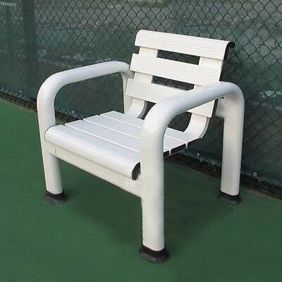 Tennis Players Chair (Range of Colours) - Professional Tennis Court Seating