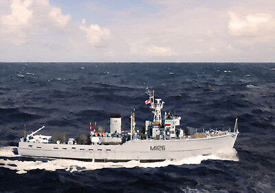 25 Limited Edition Art Hms Dalswinton