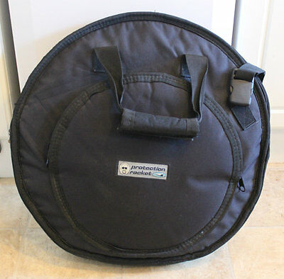 Protection racket de luxe cymbal bag 20""