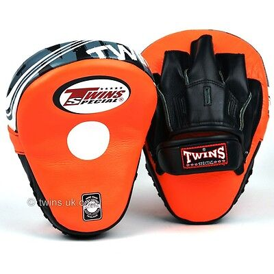 Twins muay thai boxing focus mitts PML10