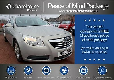 2010 Vauxhall Insignia 2.0 CDTi 16v Exclusiv 5dr