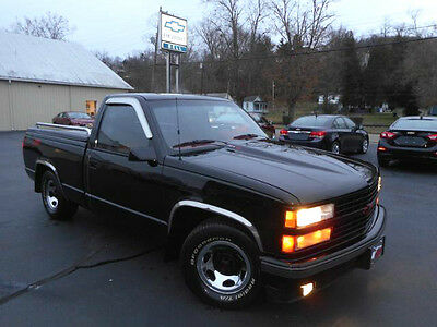 1990 Chevrolet C/K Pickup 1500 454 SS 1990 Chevrolet 454 SS with 2