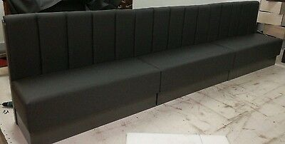 Sofa, Booth Seating, Banquette, Bench