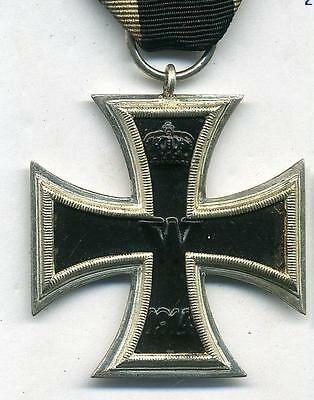German WWI Iron Cross 2nd Class, for 1914-18 War,For Acts of Highest Bravery