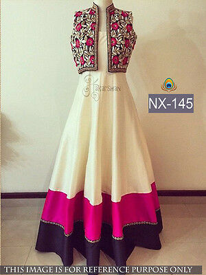 Traditional Indian New Lehenga Choli Partywear Dress Bollywood Designer NX144