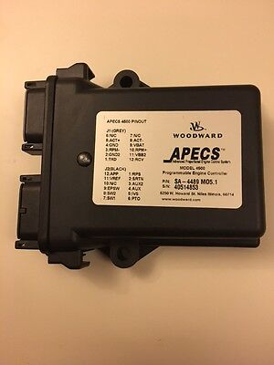 Woodward Apecs 4500 Speed Controller