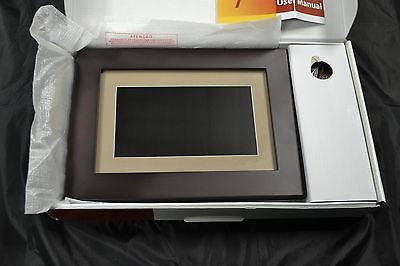 Smart Parts Digital Picture Frame (New In Box!) #sp72