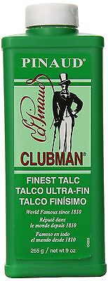 Clubman After Shave Talc 9-Ounce