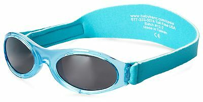 Baby Banz Adventure Sunglasses Caribbean Blue 0-2 Years 1-Pack