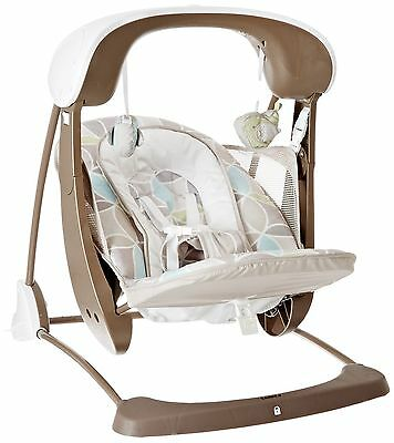 Fisher-Price Deluxe Portable Swing and Seat