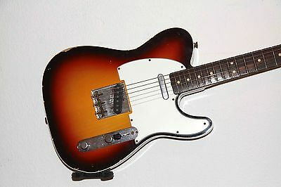 FENDER Custom Shop 1963 Telecaster Relic