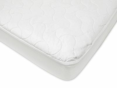 American Baby Company 2863 Waterproof Fitted Crib and Toddler Sheeting Pad (W...