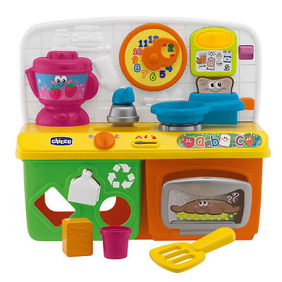 Chicco  Kitchen  Chicco Toy Talking Kitchen with Sounds and Lights
