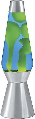 Lava Lite 6824-1002 Grande 250-Ounce 27-Inch Lava Lamp Yellow Wax/Blue Liquid