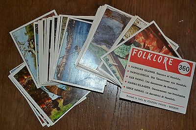 Lot 3 de 60 images Panini FOLKLORE