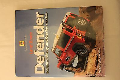 Land Rover Defender - Haynes Enthusiasts Guide