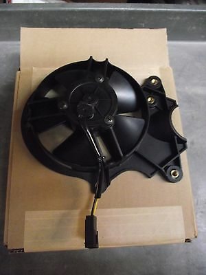Buell Cooling Fan Part Number Y0050.02A8A for 03 and Later Models.