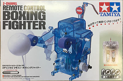Tamiya -Robo Craft - 2 Channel Remote Control Boxing Fighter