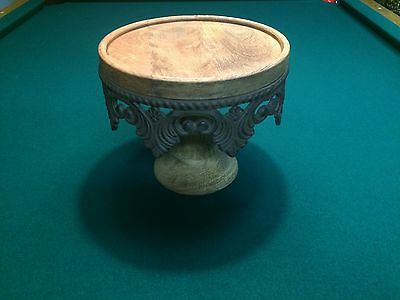 Gracious Goods Antiquity Small Pedestal