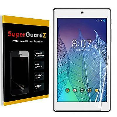 3X SuperGuard® Clear Screen Protector Shield For Alcatel OneTouch Pop 7 LTE