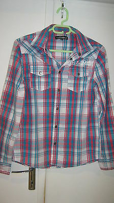 Chemise  Overgame Taille 14 Ans Tbe