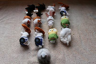 McDONALDS HAPPY MEAL TOY 2016 SECRECT LIFE OF PETS x 13