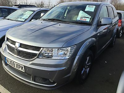 2009 Dodge  Journey Sxt Crd 7 Seats, Very Straight Example, Very Nice Car Indeed