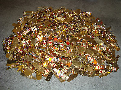 Lot de 100 pin's pins whisky GRANT'S bar bistrot alcool Déco Création Collection