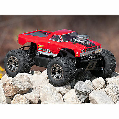 HPI Chevrolet El Camino Bodyshell For Savage XS Flux (Unpainted) - 106554