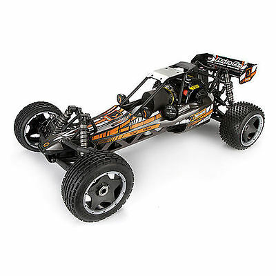 HPI Baja 5B-1 Buggy Painted Body (Matte Gunmetal) - 110679