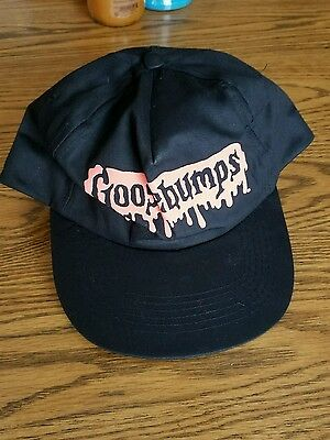 Vintage 1995 Goosebumps Baseball Cap Hat New with Tags