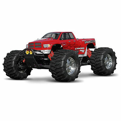 HPI 2002 Dodge Ram Truck Body (Unpainted) - Special Edition Savage X 4.6 RTR